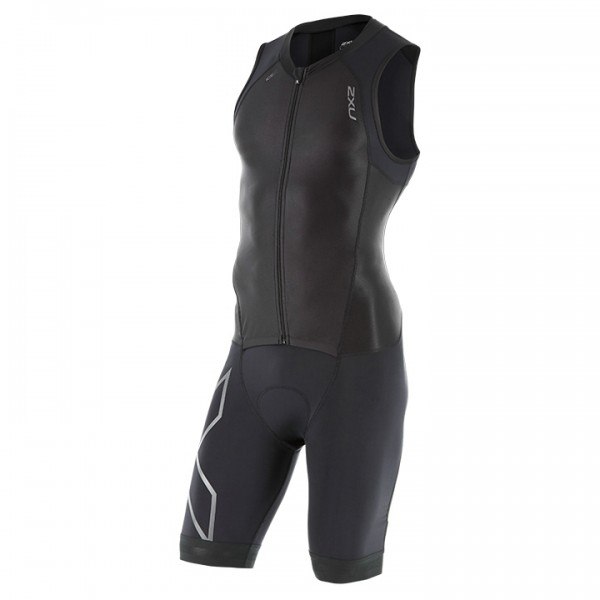 Body triathlon smanicato 2XU Compression