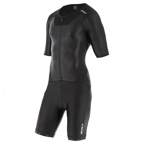 Body triathlon 2XU X-Vent nero