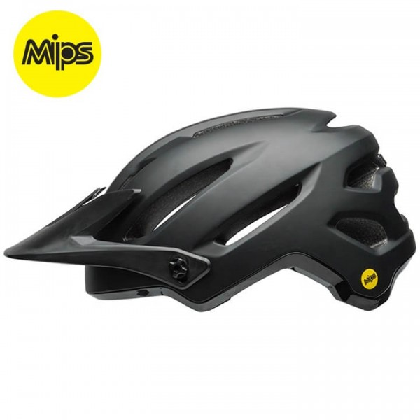 Casco MTB BELL 4Forty Mips 2019 nero