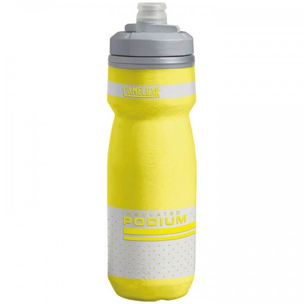 Borraccia CAMELBAK Podium Chill 620 ml giallo neon