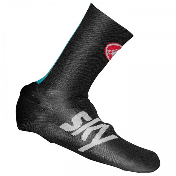 Copriscarpe Belgian Booties Team Sky 2018