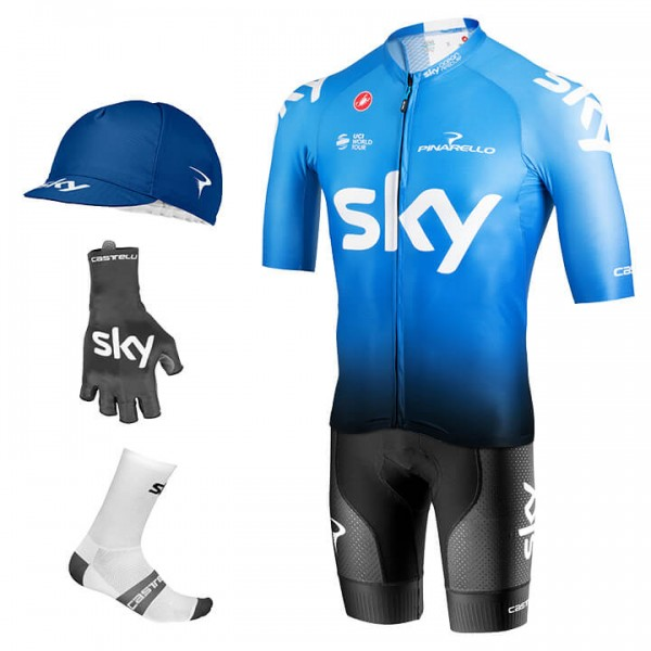 Maxi-Set (5 articoli) TEAM SKY Aero Training 2019