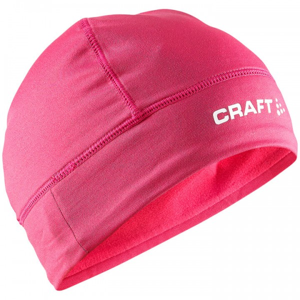 Cappello sottocasco CRAFT Thermal Light fucsia
