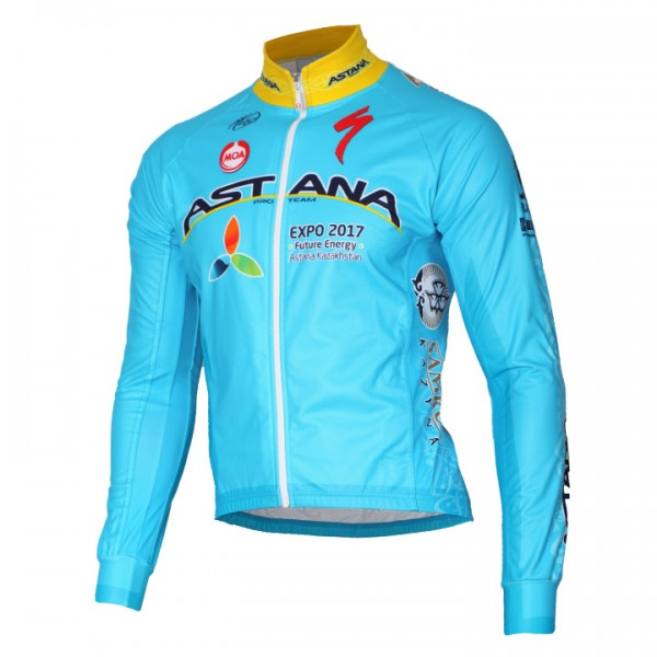 Giacca invernale ASTANA PRO TEAM 2016