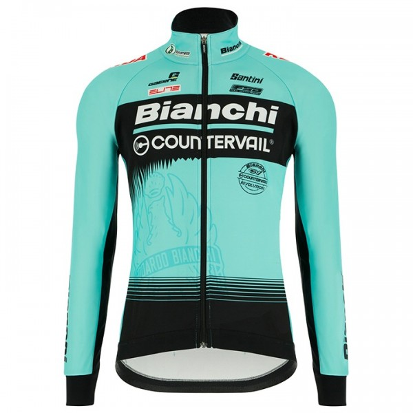 Giacca invernale BIANCHI COUNTERVAIL 2018