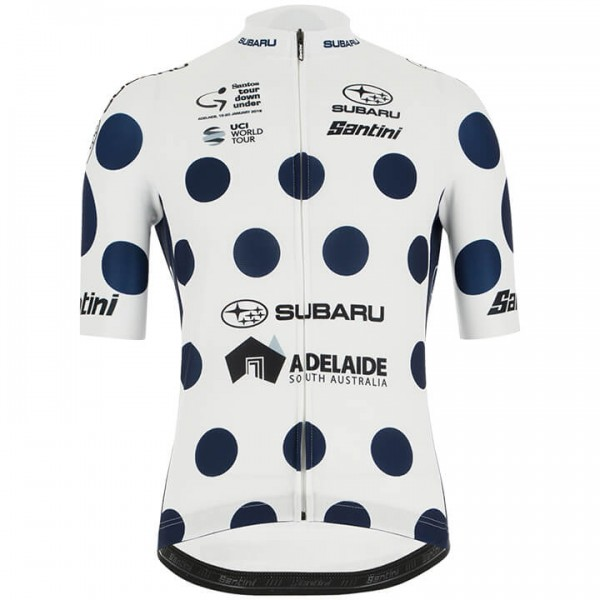 Maglia a pois Tour Down Under 2019