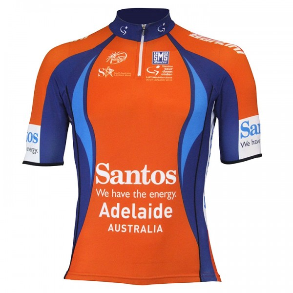 Maglia Tour down under Ochre 2013