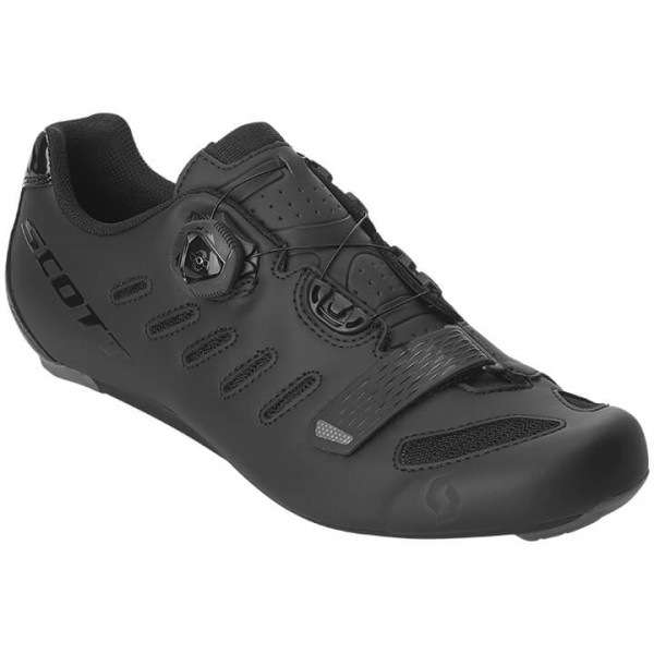Scarpe bici da corsa SCOTT Road Team Boa 2019 nero