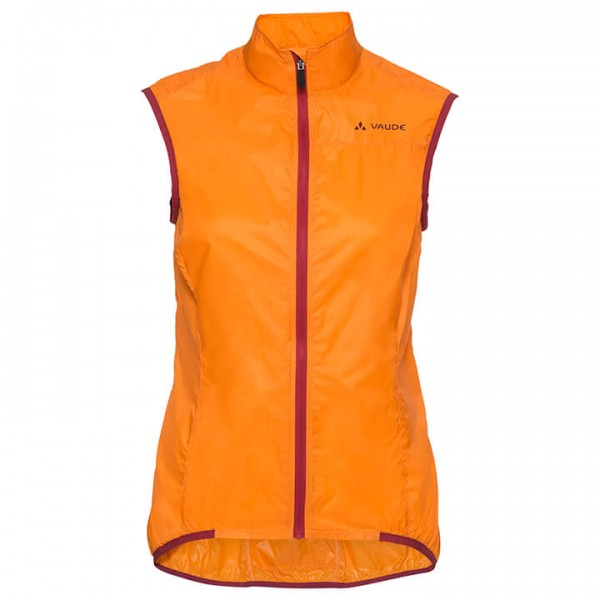 Gilet antivento VAUDE Air III arancione