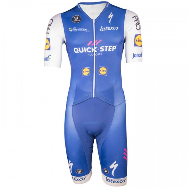 Body da gara QUICK-STEP FLOORS 2017