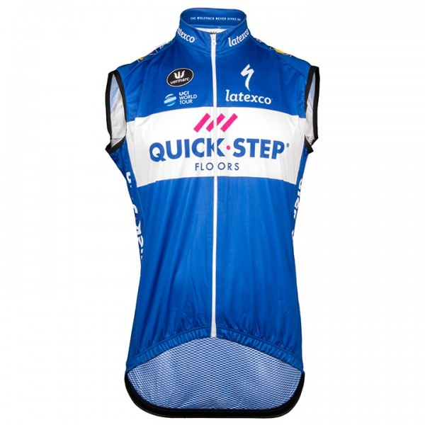 Gilet antivento QUICK-STEP FLOORS 2018