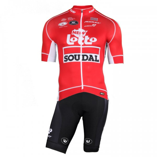 Set (2 articoli) LOTTO SOUDAL Tour de France PRR 2018 (2 T.)
